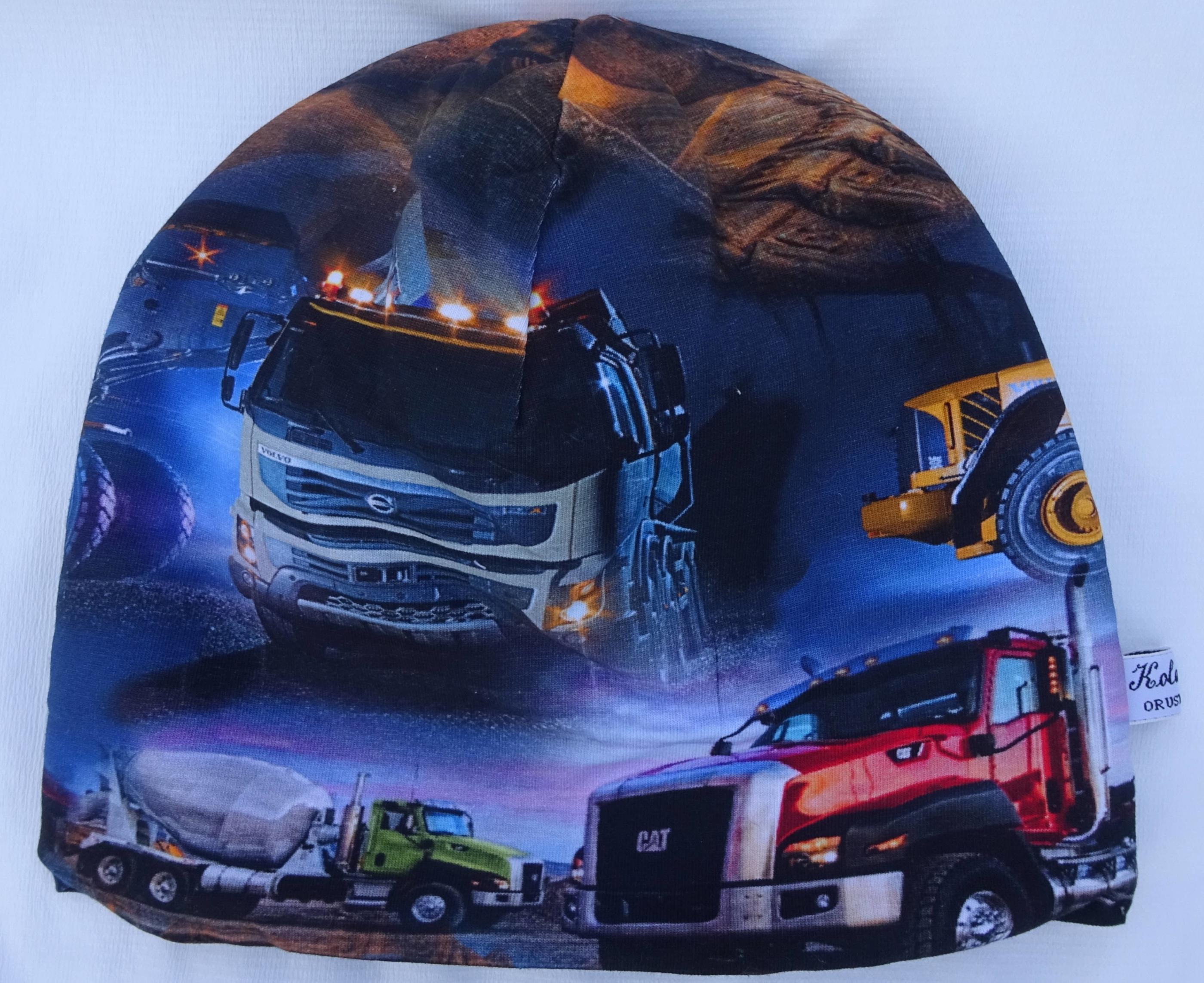 Lastbilar,Truck trikåmössa