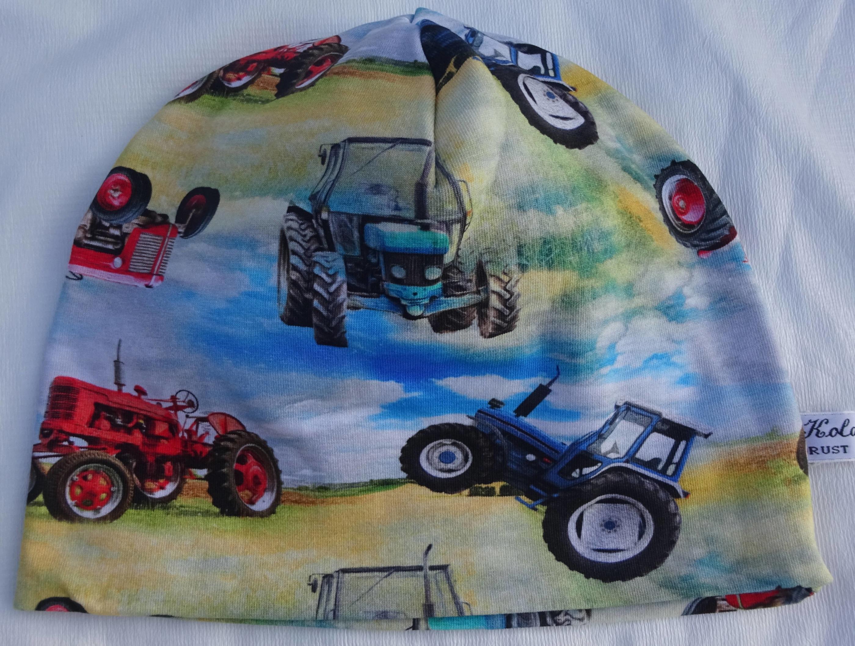 Traktor små