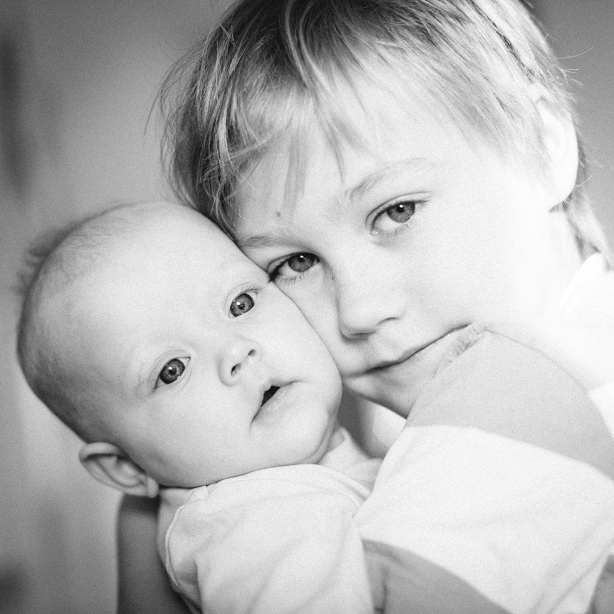 Barnfotograf Rebecca Wallin, Österlen