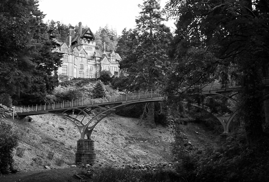 Cragside - the home of Sir William Armstrong