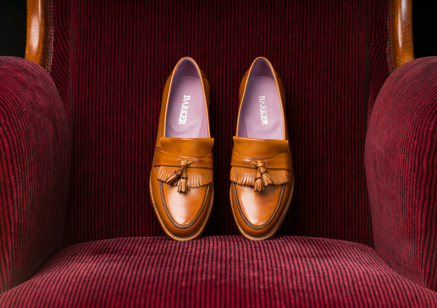 Ladies Tassel Loafer