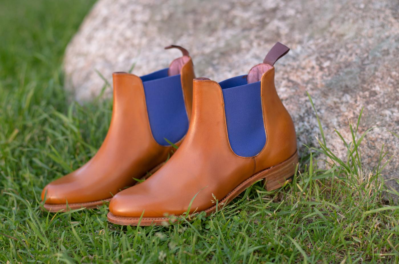 Barker Dam Chelsea Boots