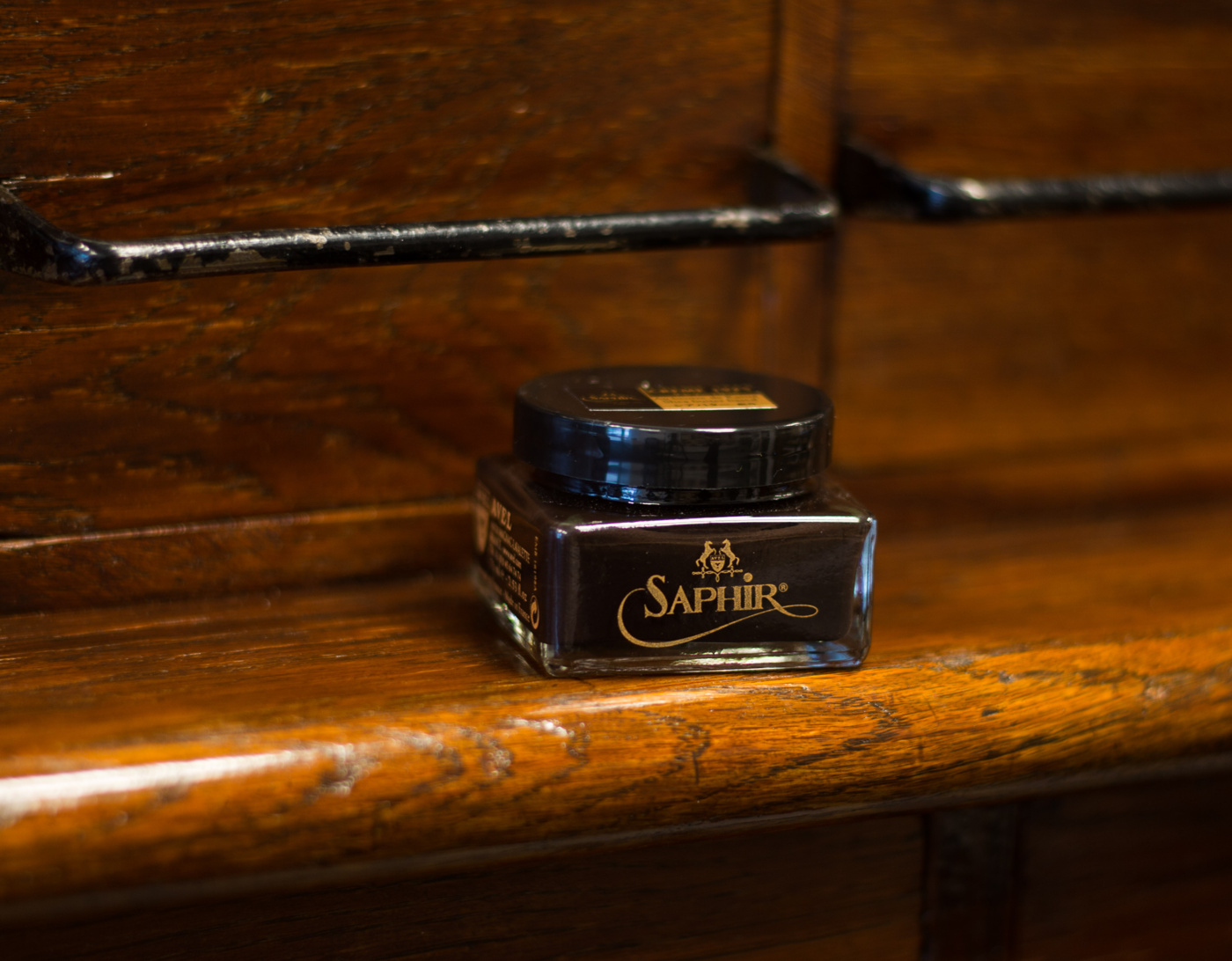 Saphir Nr.05 Dark Brown