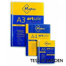 PORTFOLIO ARTSAFE PRESENTER - PORTFOLIO ART SAFE A4