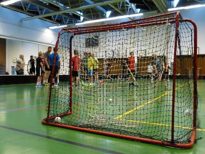 Krainem Tigers U16 practice
