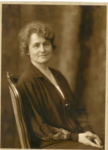 Ruth Hammar f. Ekstrand (1879-1955).
