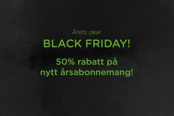 hemsida24, black friday, erbjudande