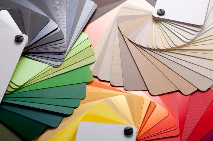 Många färger eller en avskalad palett  Det kan vara svårt att välja färger  till sin hemsida 9a2525f111e43