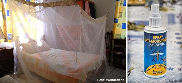 skydd mot mygg