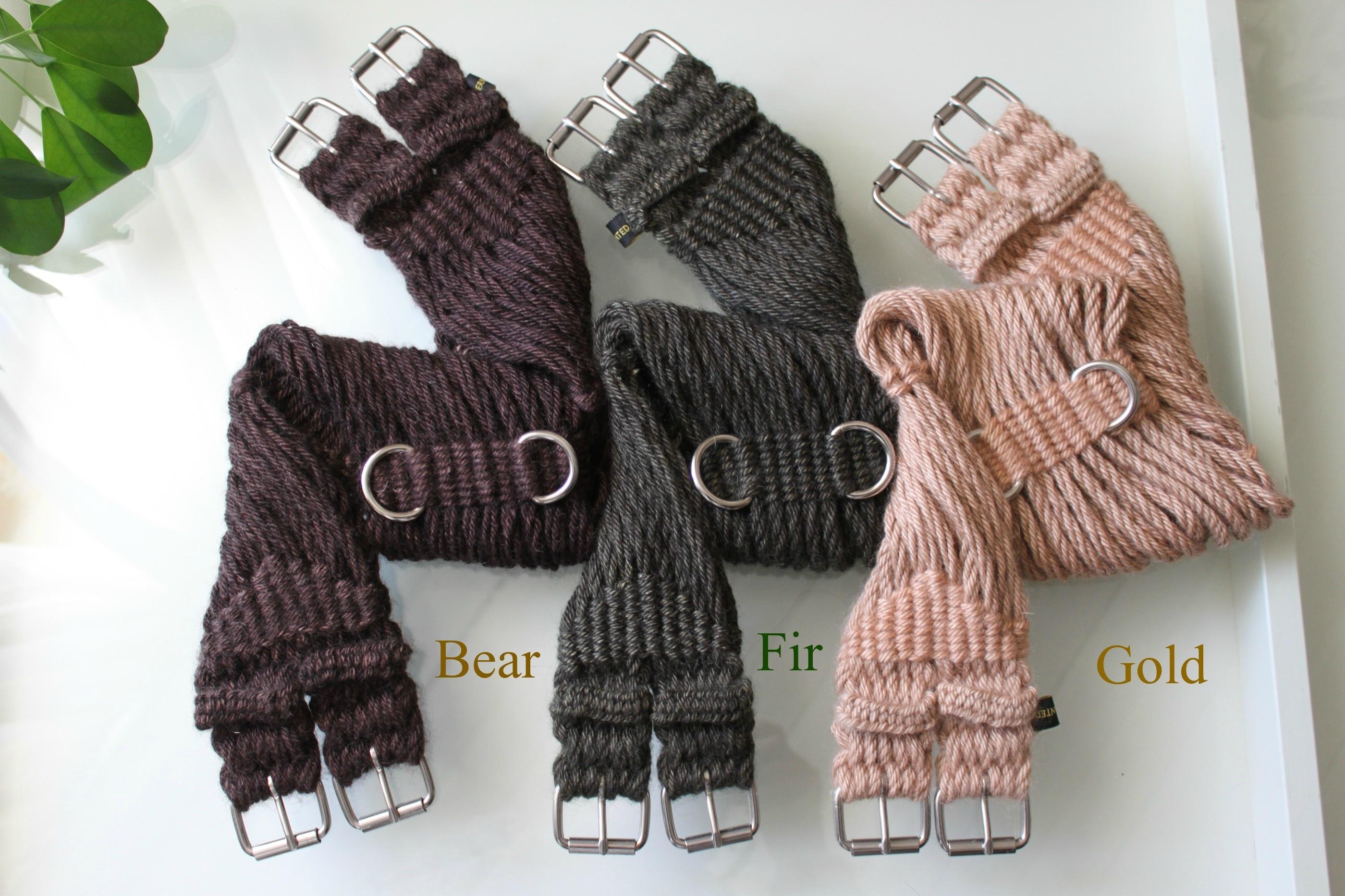 Dressage Mohair Girth - Bear