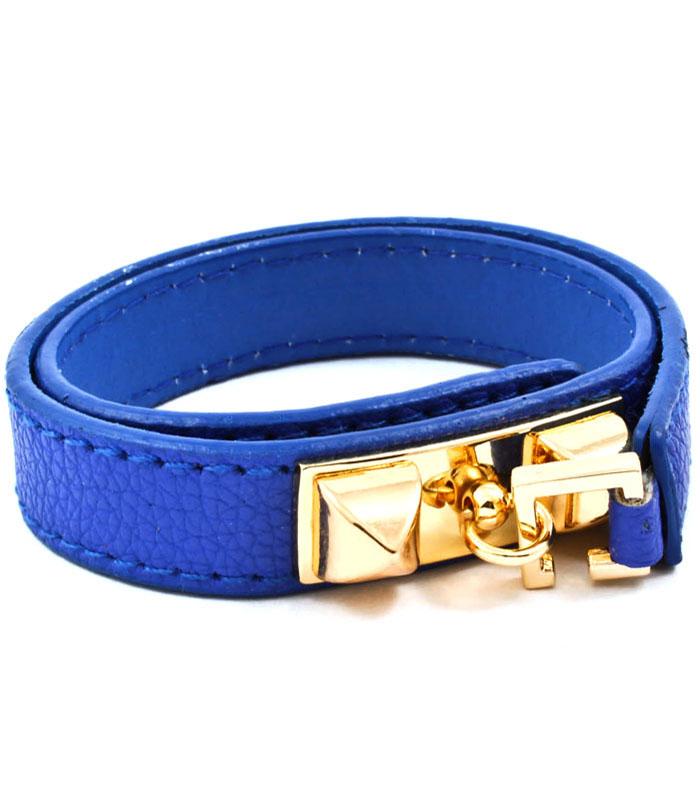 Armband Adore Blått / Guld
