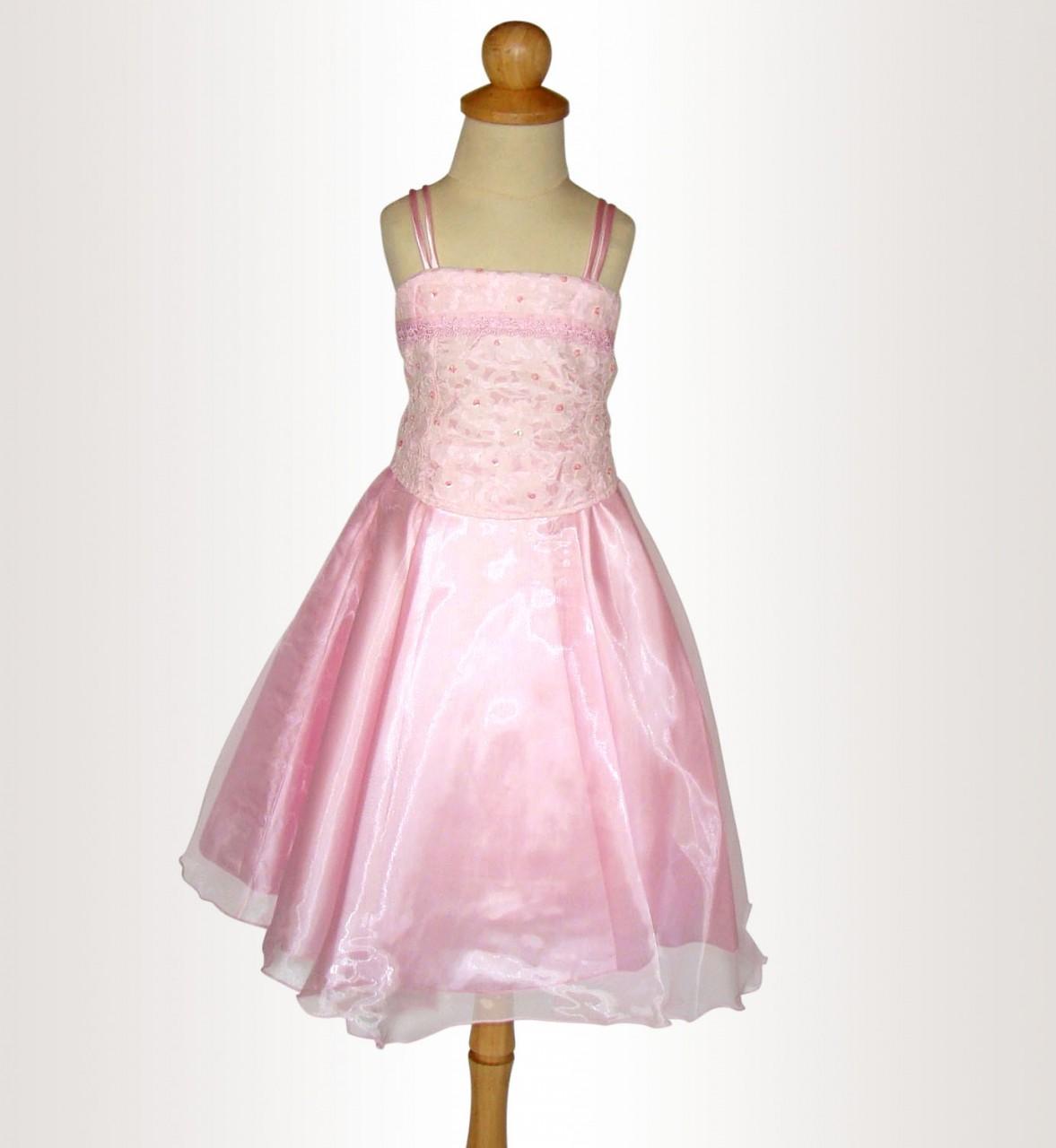 Barnklänning ROSA LM78 c44f59eb49239