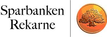 Bild: Sparbanken Rekarnes företagslogga. Klicka på bilden för att komma till företagets hemsida!
