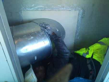 Fireprotection utför brandtätning enligt gällande brandklass för ... 7e011c4e7d6ef