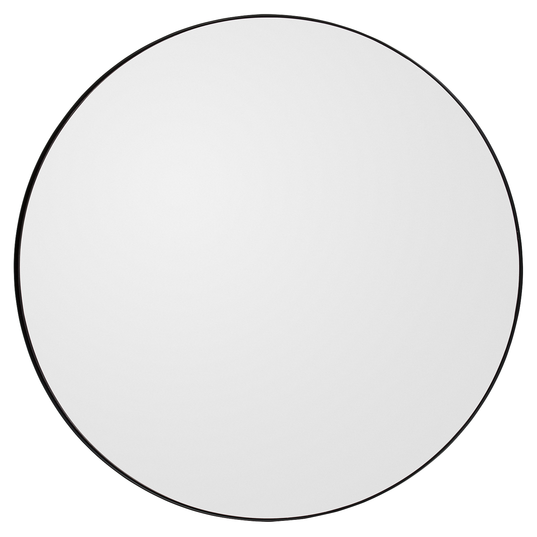 Circum spegel svart large