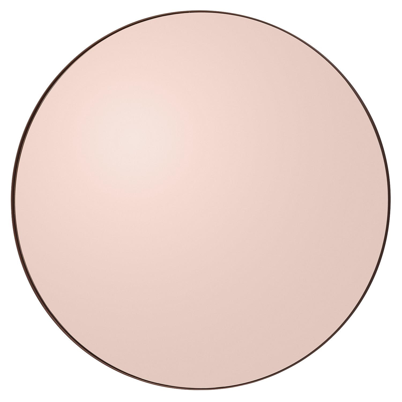 Circum spegel rosé large