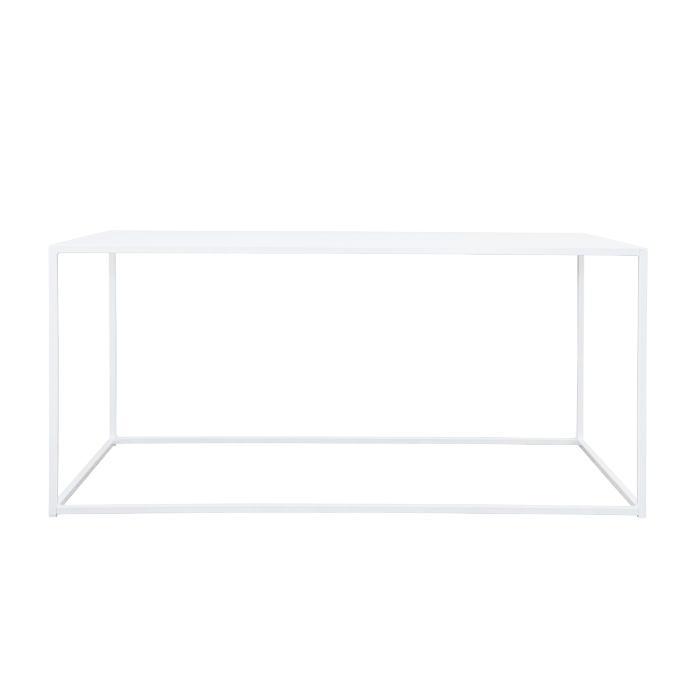 Domo rectangle table White