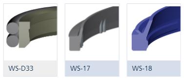 Avstrykare WS-D33, WS-17, WS-18