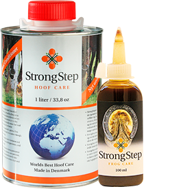 StrongStep Frog Care, 100 ml - StrongStep Frog Care, 100 ml