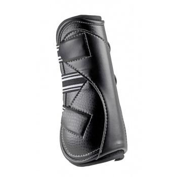 D-Teq™ Boots, framskydd, svart ostrich, medium - D-Teq™ with Impacteq™ Liners, framskydd, svart ostrich, medium