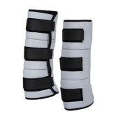 AgSilver ™ T-Foam ™ Ständigen Wraps mit Velcro ®-Verschluss