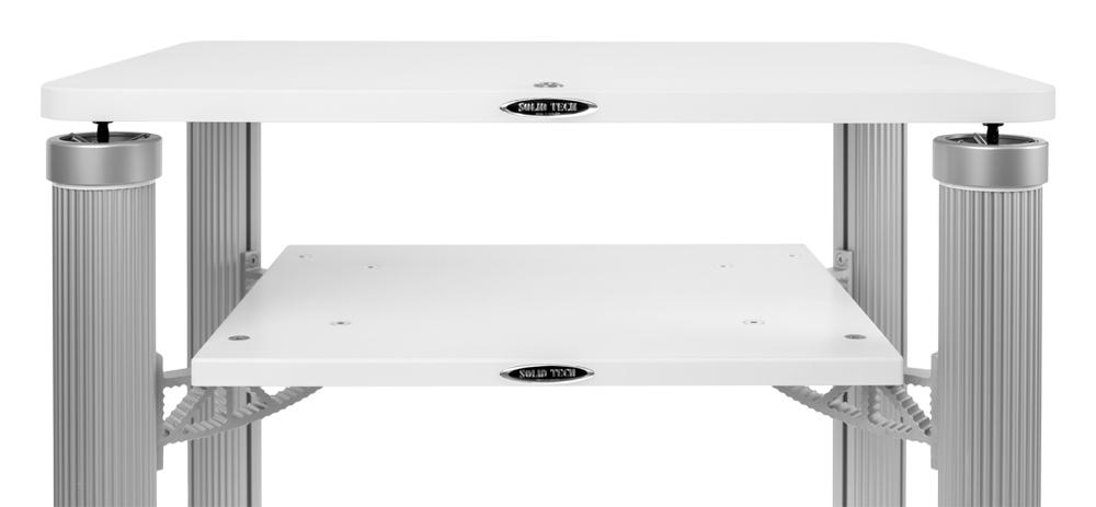 Hybrid TT-Shelf supported by the Hybrid Isolation System