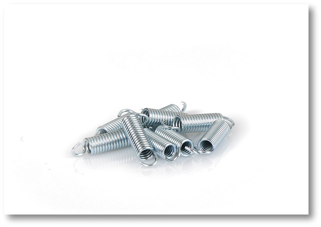 Additional Extension-Springs 9pcs