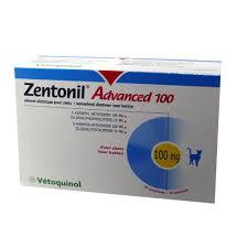 Vetoquinol Zentonil Advanced - Vetoquinol Zentonil Advanced 100