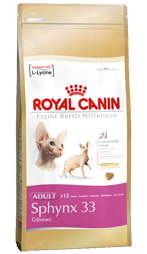 Royal Canin Sphynx 33 - Royal Canin Sphynx 33 - 2 kg