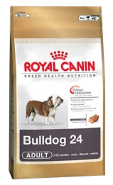 Royal Canin Breed Bulldog 24 Adult - Royal Canin Breed Bulldog 24 Adult - 3 kg