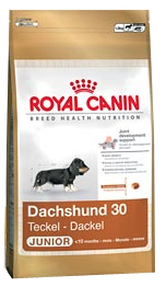 Royal Canin Breed Dachshund 30 Junior - Royal Canin Breed Dachshund 30 Junior - 1,5 kg