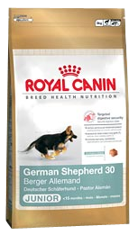 Royal Canin Breed German Shepherd 30 Junior - Royal Canin Breed German Shepherd 30 Junior - 3 kg