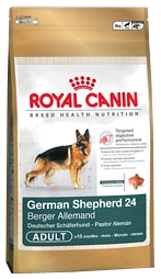 Royal Canin Breed German Shepherd 24 Adult - Royal Canin Breed German Shepherd 24 Adult - 3 kg