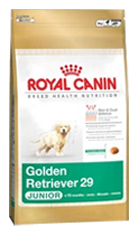 Royal Canin Breed Golden Retriever 29 Junior - Royal Canin Breed Golden Retriever 29 Junior - 3 kg