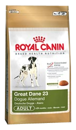 Royal Canin Breed Great Dane 23 Adult - Royal Canin Breed Great Dane 23 Adult - 3 kg