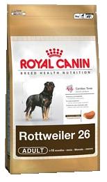 Royal Canin Breed Rottweiler 26 Adult - Royal Canin Breed Rottweiler 26 Adult - 3 kg