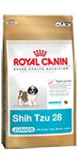 Royal Canin Breed Shih Tzu 28 Junior - Royal Canin Breed Shih Tzu 28 Junior - 0,5 kg