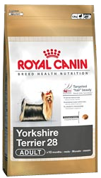 Royal Canin Breed Yorkshire Terrier 28 Adult - Royal Canin Breed Yorkshire Terrier 28 Adult - 1,5 kg