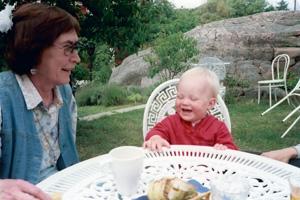 Mormor Bibi och Herman