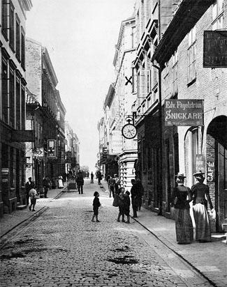 Kronhusgatan