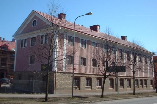 7:e  klass Underåsskolan i Gårda f.d Nya Gårdaskolan invigd 1902 - 1977