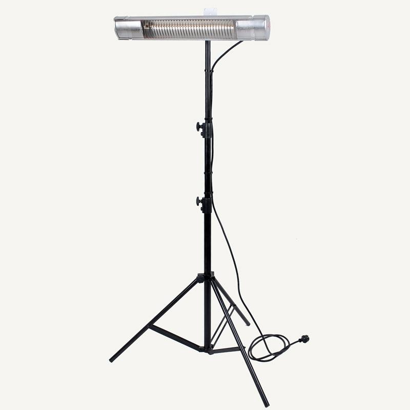 Heizmeister Dreibein Stativ 210 cm - verstellbar
