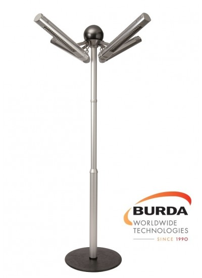 BURDA TermTower Palms IP67