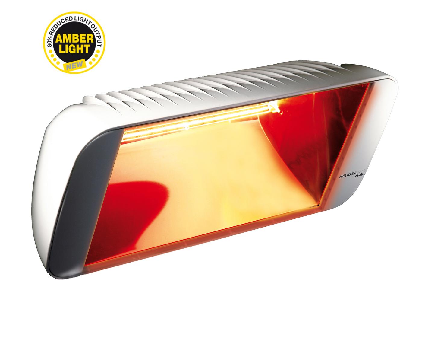 terrassvärmare  HELIOSA 66 - Amber Light