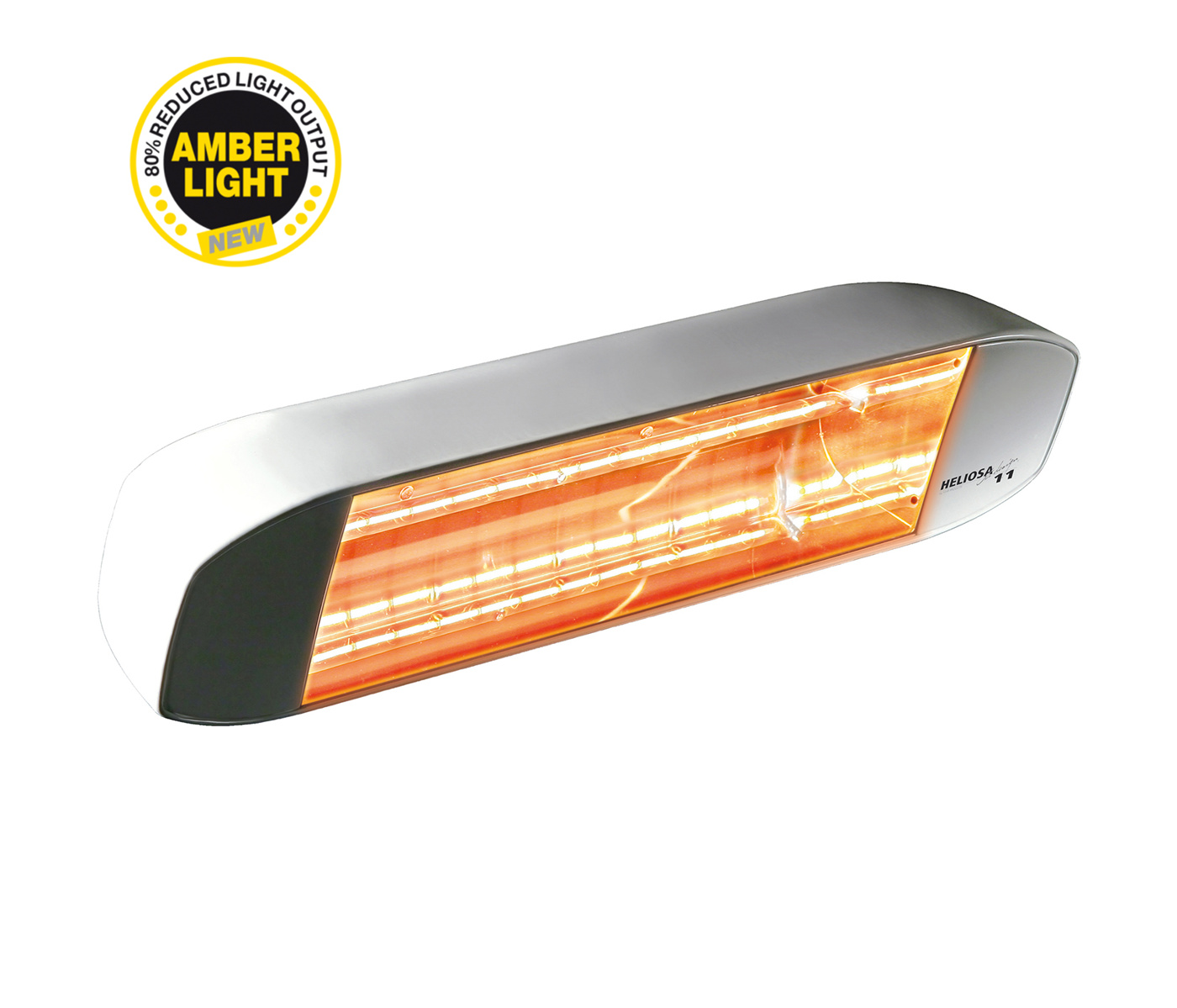 Heliosa 11 Amber Light 1500 Watt