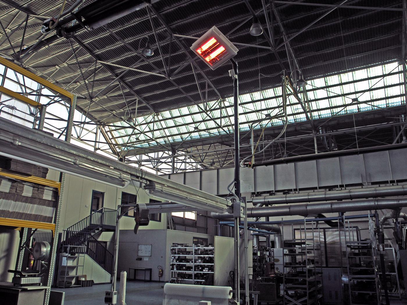 industriell uppvämning Helios HP v2