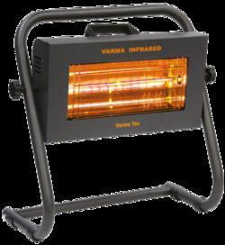 VARMA Fire 1500 Watt på stativ - VARMA Fire 1500 Watt IPx5 på stativ