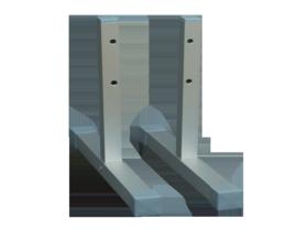 Set. Aluminium Stativ för fristående - Set. Aluminium Stativ för fristående