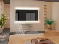 Tillägg pris för LED-bakgrundsbelysning: 1 på varje LÅNGsida