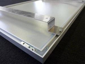 Monteringsset TAK för INFRANOMIC Glas IR-paneler med aluminium ram